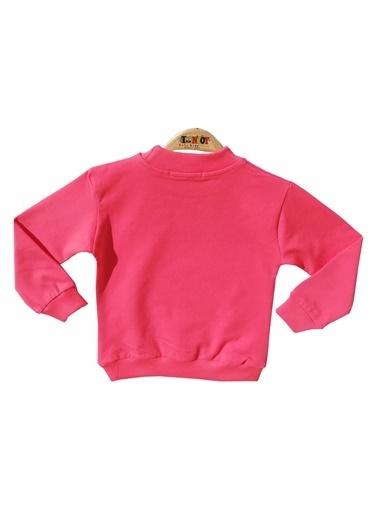 Toontoy Sweatshirt Kırmızı